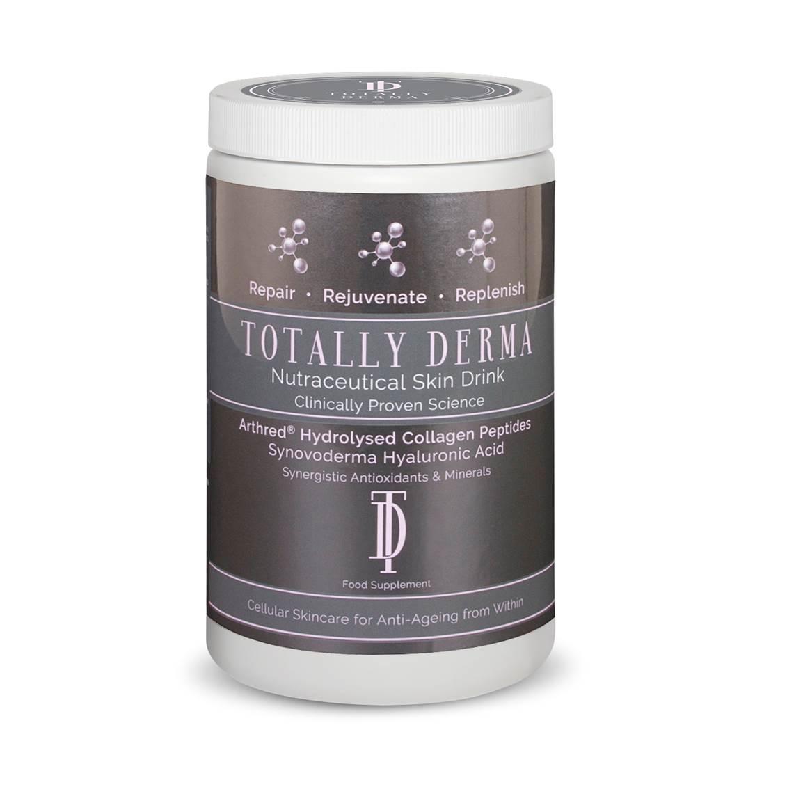 How Does Totally Derma® Work? | Arthred Collagen Powder UK